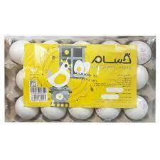 تخم مرغ 15عددی حسام