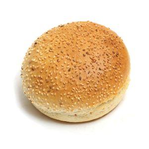 نان همبرگر کوچک ساده هرعدد