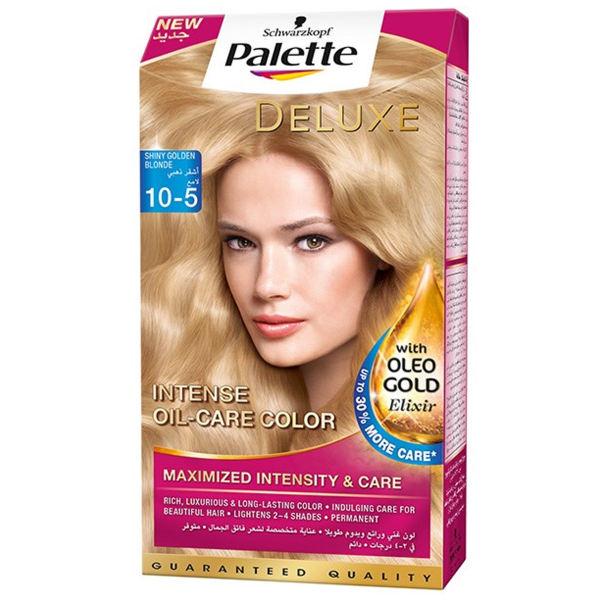 * رنگ مو دلاکس 5-10 (Palette)