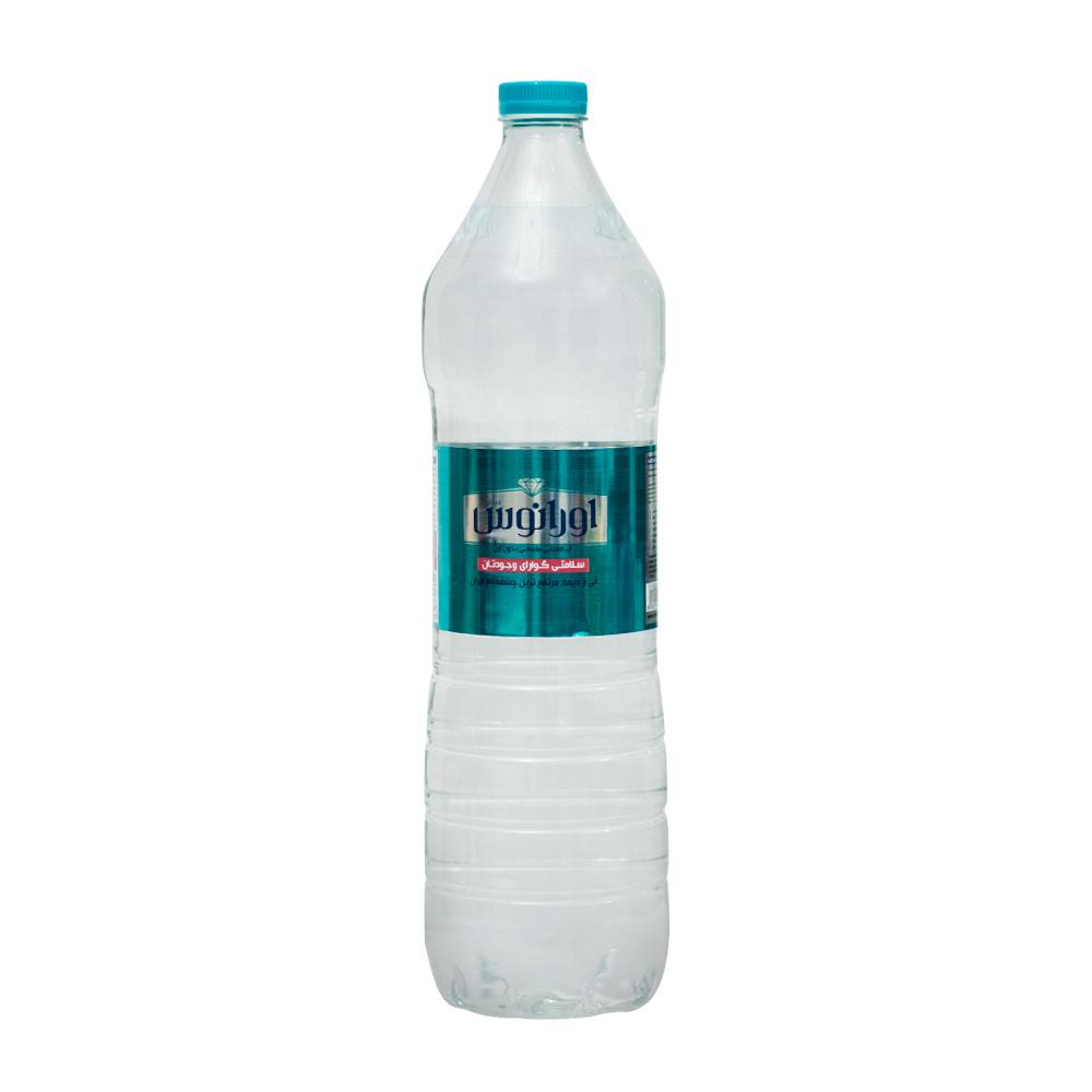 آب معدنی 1.5 لیتری اورانوس