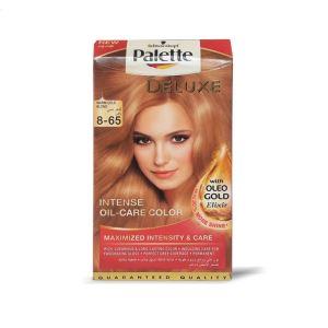 * رنگ مو  دلاکس 65-8 (Palette)