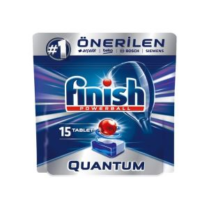 قرص ماشین ظرفشویی15عددیFINISH