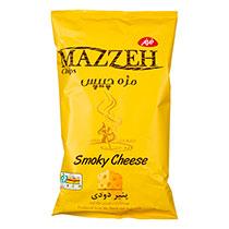 مزه چیپس باطعم پنیردودی65 گرم
