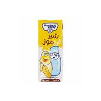 شیر موز تتراپک 200 گرم پگاه