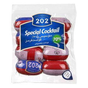 سوسیس کوکتل ویژه 500گرم 202