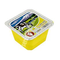 خامه عسلی لیوانی 100 گرم پاک