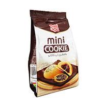 مینی کوکی کاکائویی 115گرم نادری