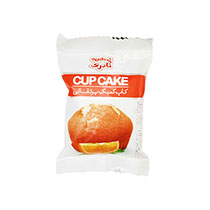 کاپ کیک پرتقالی 40گرم نادری