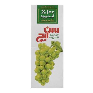 آب میوه انگور سفید 200سی سی