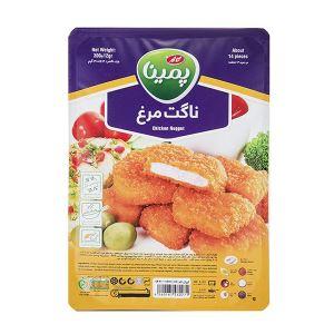 ناگت مرغ پخته 300 گ کاله