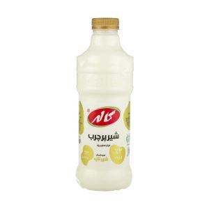 شیر بطری پرچرب کاله