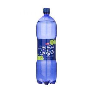 آب گازدار سودا لاکی یو