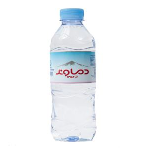 آب معدنی 0.5لیتر دماوند