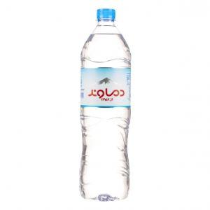 آب معدنی 1.5لیتر دماوند