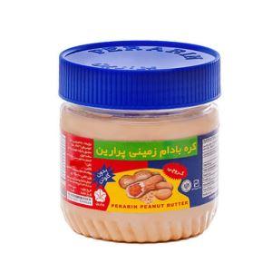کره بادام زمینی کروچی 250 گ پرارین