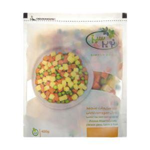 مخلوط سبزیجات نوبر سبز