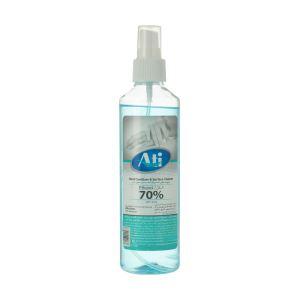 محلول 250میل ضدعفونی کننده 70% Ati