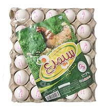 تخم مرغ ویژه 30عددی سیمرغ