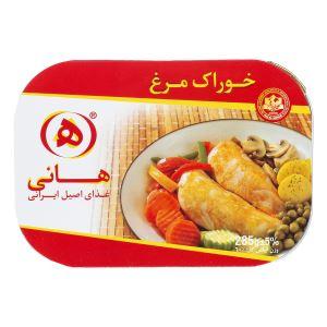 خوراک مرغ 285 گ هانی