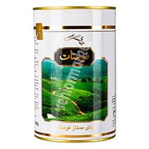 چای ممتاز 250 گرمی قوطی سفید فومنات