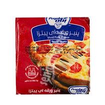 پنیر پیتزا ورقه ای 10عددی پگاه