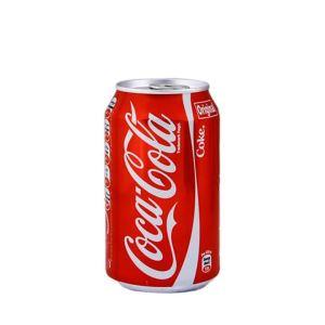 کوکا کولا قوطی330سی سی