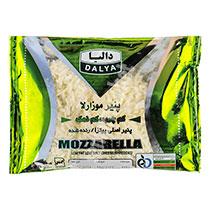 پنیر موزارلا کم چرب کم نمک 250 گرم دلیا