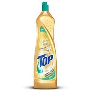 مایع ظرفشویی گلد سبز ضد رد آب 800گرم تاپ