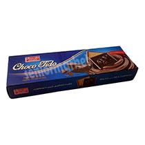 شوگو بیسکوئیت شیری باروکش شکلات 144گرم شیرین عسل