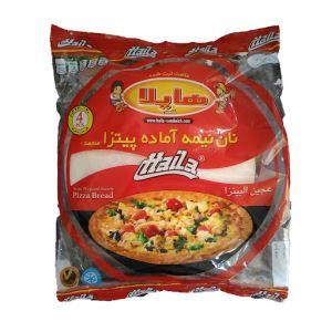 هایلا نان پیتزا 460گ