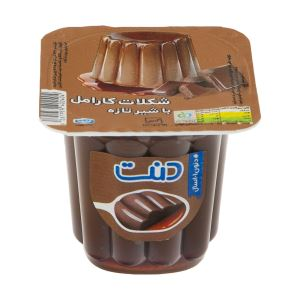 دنت دسر شکلات کارامل 100 گرمی