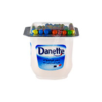 دنت وانیلی با دراژه سه رنگ