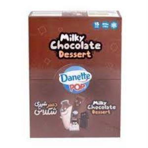 استیک پاپ شکلات باکس 15عددی دنت