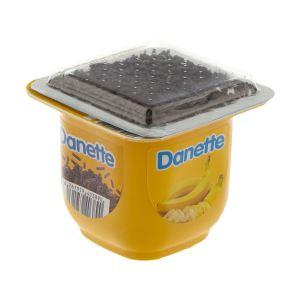 تاپر موز با شکلات دنت