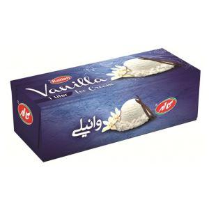 بستنی پاکتی 1 لیتری وانیلی کاله