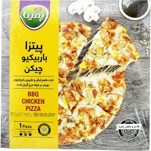 پیتزا باربیکو چیکن