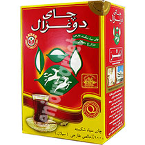 چای سیلان 500 گرمی دوغزال