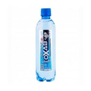 آب غنی شده با اکسیژن 0/5 لیتر اکساب