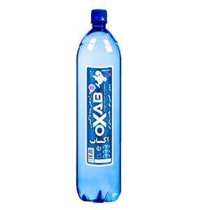 آب غنی شده با اکسیژن 1/5لیتر اکساب