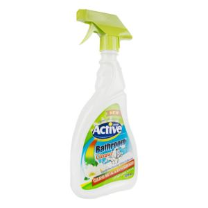 پاک کننده حمام و شیرالات اکتیو