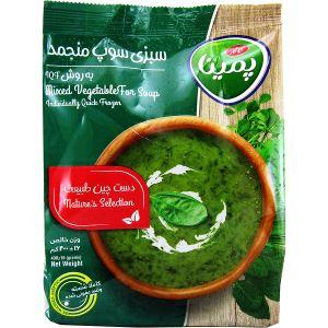 سبزی سوپ 350گرمی کاله