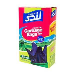 کیسه زباله آسان گره بزرگ 30عددی(80*65) لندی