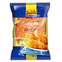 آرد سوخاری ژاپنی نارنجی افخم
