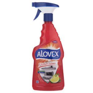 اسپری پاک کننده سطوح آشپزخانه700گرم آلوکس
