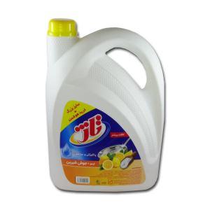 تاژ مایع ظرفشویی لیمو و جوش شیرین3750گ