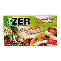 عصاره سبزیجات 2عددی زر