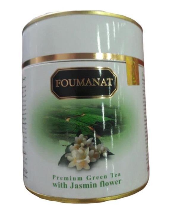 چای سبز  150 گرمی قوطی فومنات