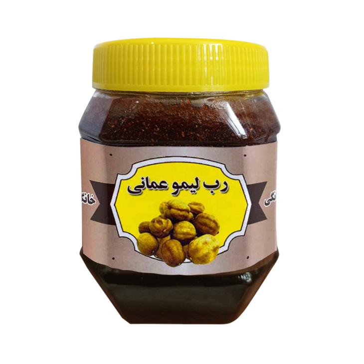 رب لیمو عمانی 500 گرمی